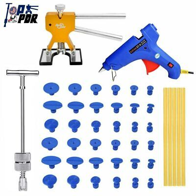 PDR Paintless Dent Repair Tools Car Body Puller Lifter Slide Hammer Removal Kits