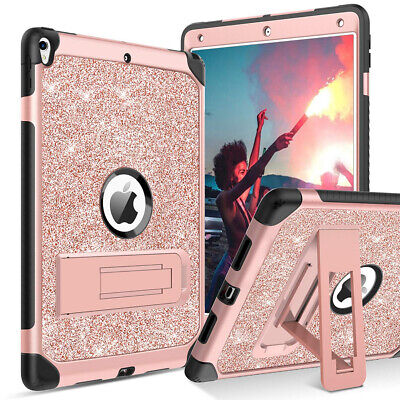 "For iPad Air 3rd Gen 2019/ iPad Pro 10.5"" 2017 Glitter Shockproof Tablet Case"