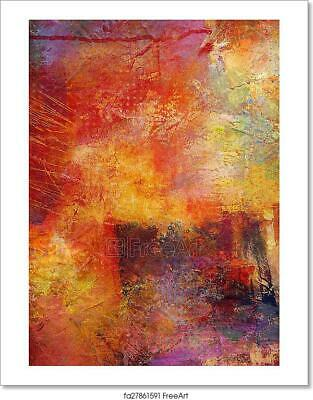 Abstract Oil Painting On Canvas Art Print Home Decor Wall Art Poster