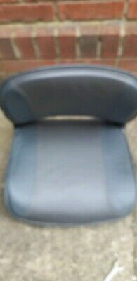 Kymco Mobility Scooter EQ10AA Strider ? seat  folding cushion only used