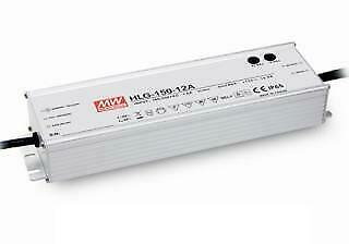 150W high efficiency LED power supply 54V 2.8A adjusted with PFC