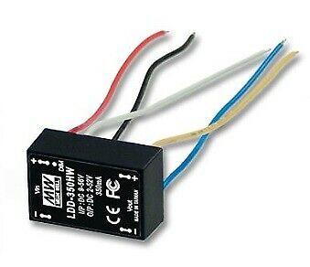 DC-DC constant current LED driver 9-56V:2-52V 1000mA wire style