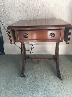 Antique Reproduction Occasional/lamp Table