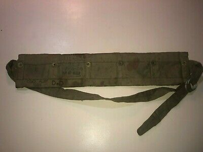 Post WW2 303 Bandolier Australian manufactured excellent stamping
