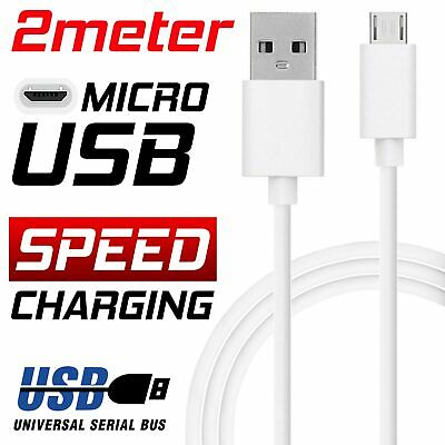 Micro USB Cord Android Charger Cable Fast Charge Durable MicroUSB Charging Lead