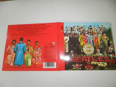 Sgt Pepper's Lonely Hearts Cub Band Remastered 2009 CD -  mint