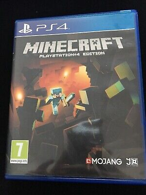 Minecraft: PlayStation 4 Edition (Sony PlayStation 4, 2014)