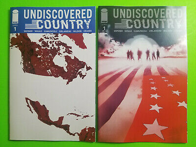 Undiscovered Country #1 Image Comics Scott Snyder Jock Pre-Order 11/06