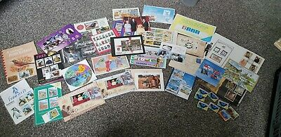 Mixture Of Stamp Packs collection royal mail