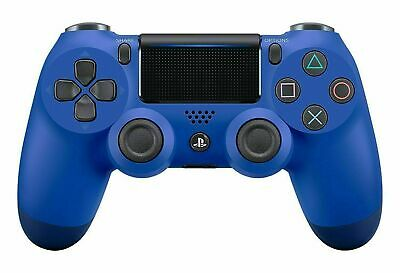 NEW Sony Playstation 4 PS4 Dualshock 4 2nd Generation Wireless Controller (Blue)