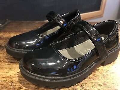 Girls Geox Respira Mary Jane School Shoes Size 12 30 Immaculate