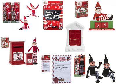 Elf Behaving Badly Props Accessories Elves Christmas Character Toy on the Shelf