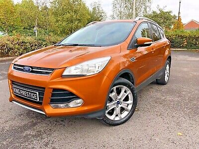 Ford Kuga 2.0 TDCi 150 Titanium 5dr / FINANCE & PART EX AVAILABLE