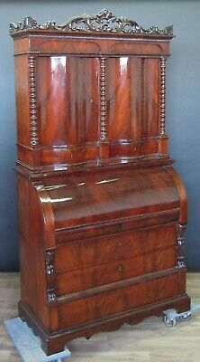 Antique Biedermeier Secretaire M 335