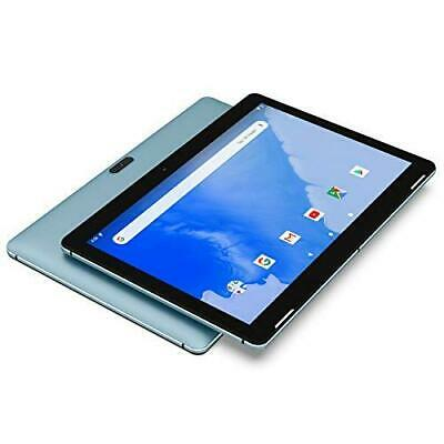 Winnovo 10 Inch Tablet Android 9.0 PC Tablets Quad Core MT8163 3GB RAM Blue