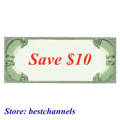 SAVE NOW!!! SAVE $10 Coupon! $10 OFF!
