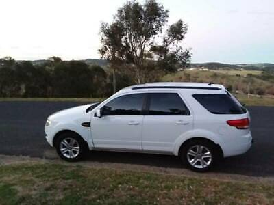 Ford Territory SZ TX Wagon 5dr Seq Sport Shift 6sp 2.7DT