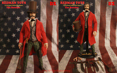 Redman Action Figures w// Snow 1//6 Scale Shoes Butcher II for Pegs