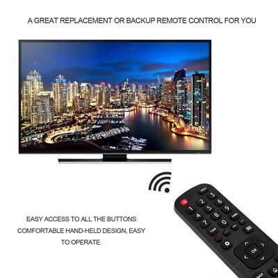 EN2B27 Remote Control Replacement & Backup Accessory for Hisense Television pY
