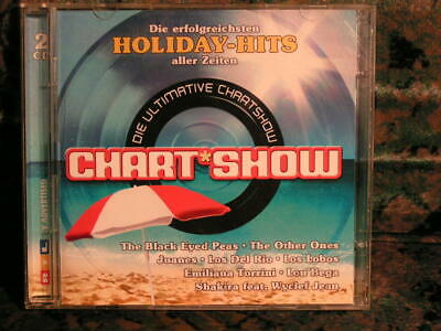 Doppel CD - ultimative Chart Show - Die erfolgreichsten Holiday-Hits