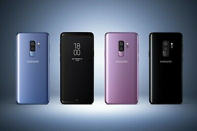Samsung Galaxy S9 SM-G960U1- 64GB purple Unlocked 9/10 A Burn Image