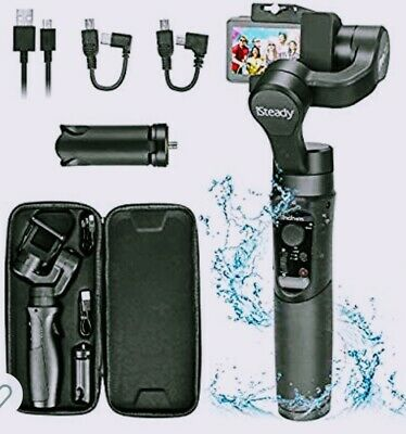 iSteady Pro-2 3-Axis Handheld Gimbal Stabilizer For Gopro Hero 7/6/5/4/3
