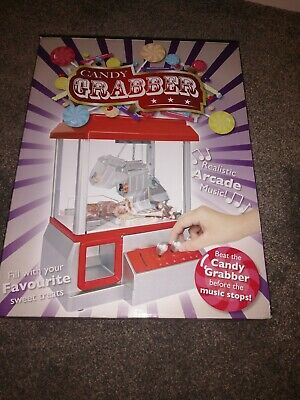 Musical Candy claw Grabber
