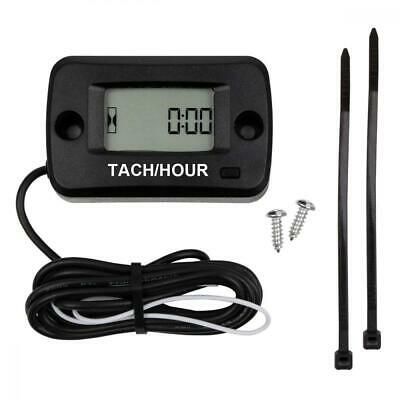 Tach Maintenance Hour Meter Tachometer for Small Engine Boat Generator Boat...
