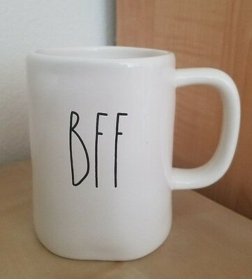 NEW RAE DUNN by Magenta BFF Best Friend Forever Mug Farmhouse Fall Home decor