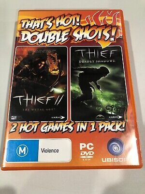 PC Double Pack: Thief 2 The Metal Age & Thief 3 Deadly Shadows