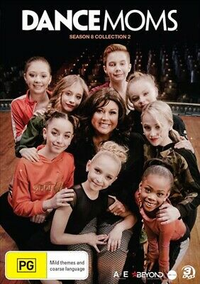 Dance Moms Resurrection - Season 8 - Collection 2 : NEW DVD