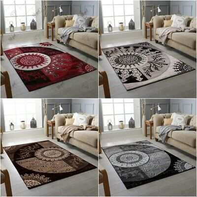 Modern Small Large Soft Quality Thick Long Floor Carpet Runner Rugs Mats