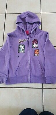 Monster High Fleece Vgc Age 8 Girls