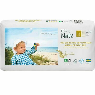 ECO by Naty Nappies Size 4 - 44 Pack
