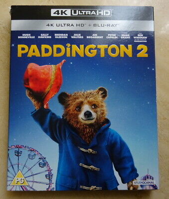 Paddington 2 (4K Ultra HD + Blu-ray) [UHD] NEW - DAMAGED