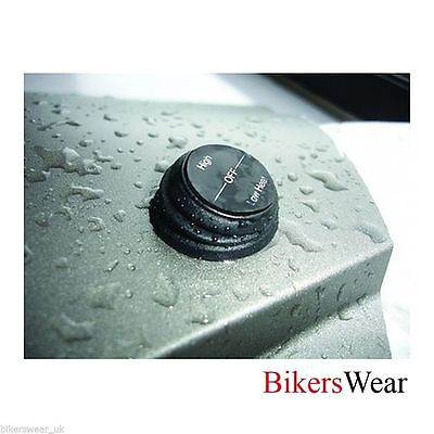 Oxford Replacement Hot Grips Scooter Panel Mount Switch/Loom OF698HL