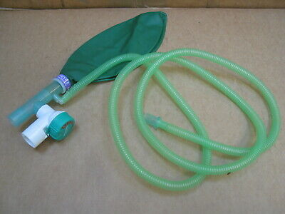 Intersurgical 2108000 CPR  Rescue Resuscitator Resuscitation First Aid Emergency