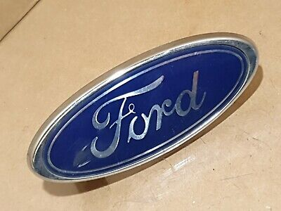 Genuine Ford Emblem Front Ford 1S718216AC