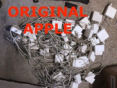  Lot Chargeur Macbook Original Apple Magsafe 1 Et 2 45W 60W 85W Defectueux