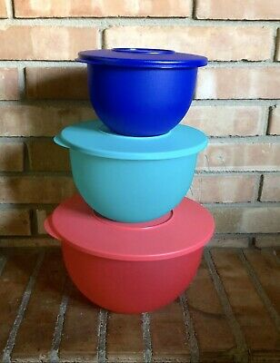 Tupperware Impression Classic Bowl Set