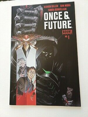 Once And Future 1 First Print