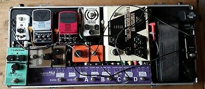 Guitar pedal board effect pedals  pedalboard pedal