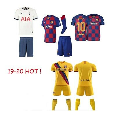 19-20 New Sportwears Top and Short Adults and Kids Football Soccer  Custom Kits