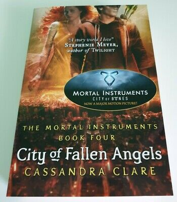 The Mortal Instruments: City of Fallen Angels by Cassandra Clare (Paperback,...