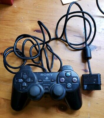 Sony Analog Playstation Wired Controller With Dualshock 2
