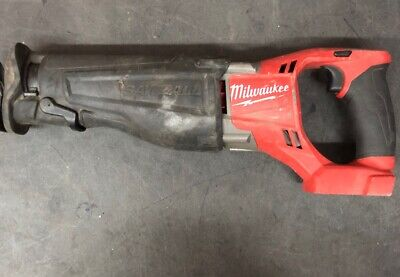 Milwaukee 2720-20 M18 Fuel Cordless Sawzall Reciprocating Saw Power Bare Tool