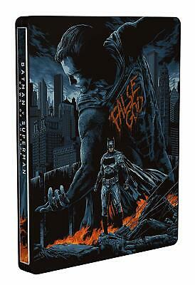 |200700| Batman V Superman (Steelbook Mondo) (2 Blu-Ray) - Batman V Superman - D