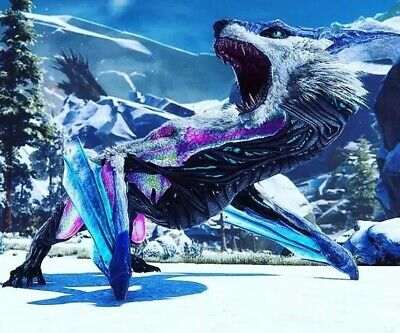 Ark Survival Evolved PS4 PVP Official 1 Unlvled Mana