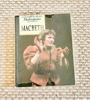Used Macbeth by William Shakespeare Book (Paperback, 1994)