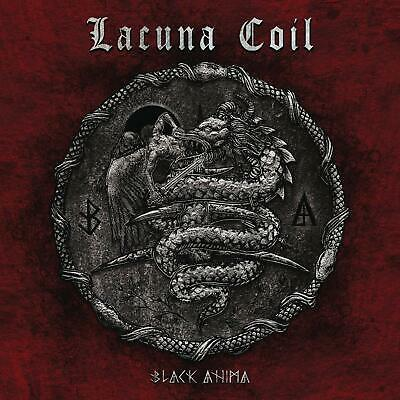 Lacuna Coil Black Anima CD HEAVY METAL CENTURY MEDIA NEW FREE SHIPPIng preorder